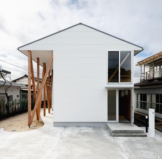House Shazai / nevertheless /  Yusuke Sagawa Architects – ArchDaily