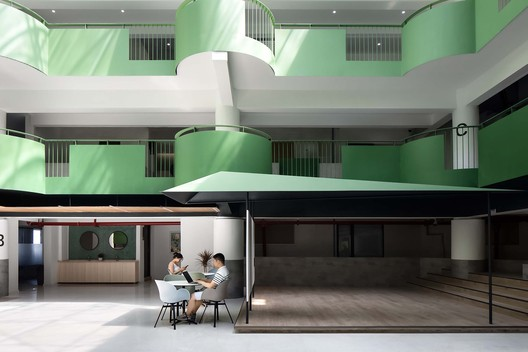 Renovation of Yulin Building / epos architecture – ArchDaily