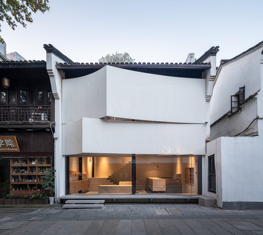 CHA Talk Tea House / AIR Architects – ArchDaily