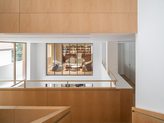 Office Villa Renovation in FFC Shanghai / HCCH Studio – ArchDaily
