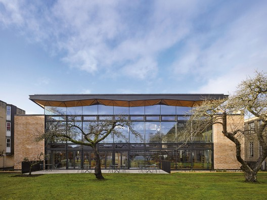 St Mary's Calne Library / Woods Bagot – ArchDaily
