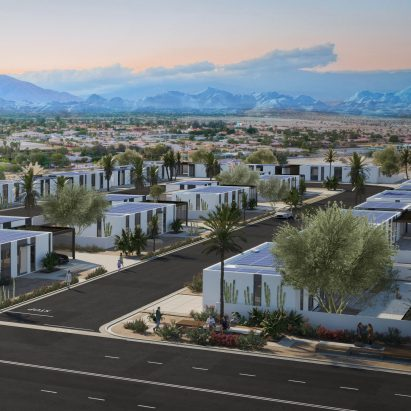 Mighty Buildings plans neighbourhood of 3D-printed homes for California – Architecture – Dezeen