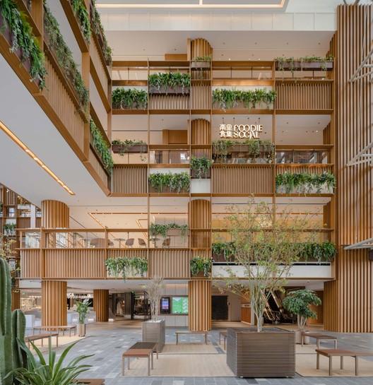 Xintiandi Atrium Renovation / AIM Architecture – ArchDaily