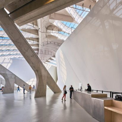 Kanva revamps former Olympic venue the Montreal Biodome – Architecture – Dezeen