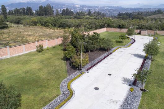 Cascarilla Garden / ARCHITEKTEN – ArchDaily