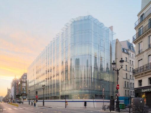 La Samaritaine / SANAA + LAGNEAU Architectes + Francois Brugel Architectes Associes + SRA Architectes – ArchDaily