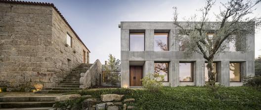 House in Minho / Germano de Castro Pinheiro Arquitectos – ArchDaily