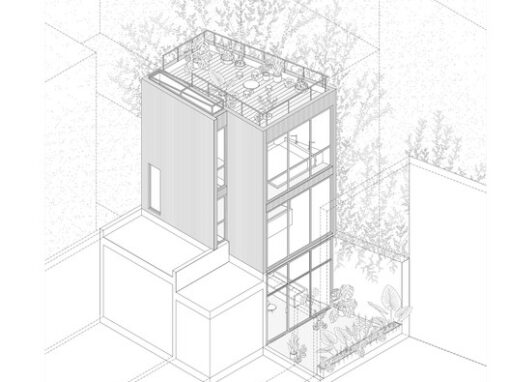 Argentine Axonometries: 30 Works of Architecture Put Into Perspective – ArchDaily