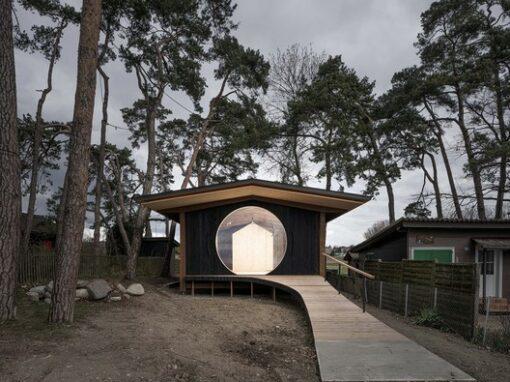 Observation Hut Île aux Oiseaux / LOCALARCHITECTURE – ArchDaily