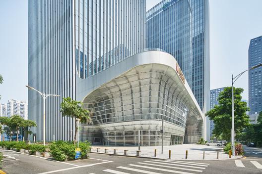 CDB Bank & Minsheng Bank Financial Building / ZHUBO DESIGN – ArchDaily