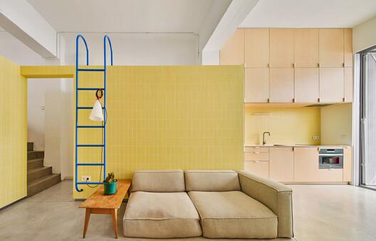 MG08 Housing / BURR Studio – ArchDaily