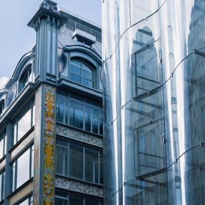 SANAA's overhaul of La Samaritaine department store opens in Paris – Architecture – Dezeen