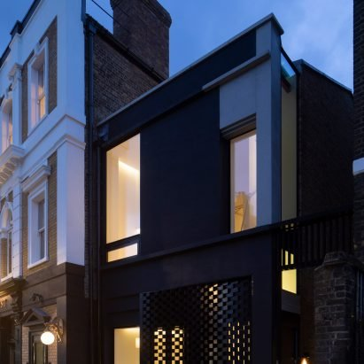 The DHaus Company adds hotel and Japanese-informed homes to London pub – Interiors – Dezeen