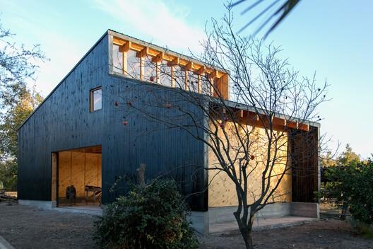 El Bajo Workshop / José Ignacio Valdivieso – ArchDaily