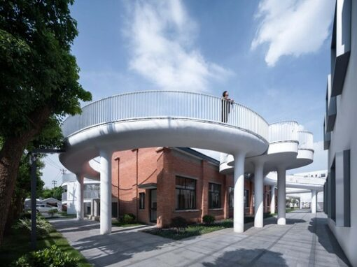 Jiangnan District Embroidered Garment Factory / Minax Architects – ArchDaily