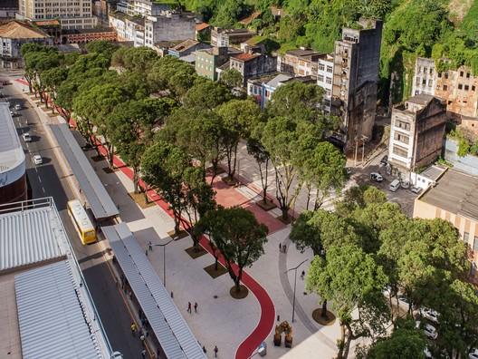 Urban Redevelopment of Marechal Deodoro Square / Sotero Arquitetos – ArchDaily