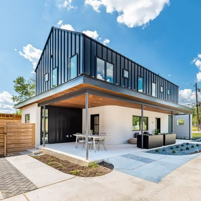 """Logan Architecture and ICON complete """"first 3D-printed homes for sale in the US"""" – Architecture – Dezeen"""