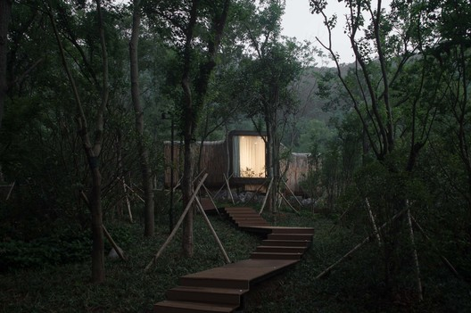Spring Huts in Tangshan / MONOARCHI – ArchDaily