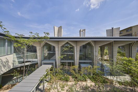 Tsukushi Nursery School Foresta Karankoro / UID Architects – ArchDaily