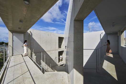 S Apartment / Yohei Kawashima Architects – ArchDaily