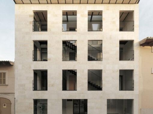 Joan Carles I 50 Residential Building / NØRA studio – ArchDaily