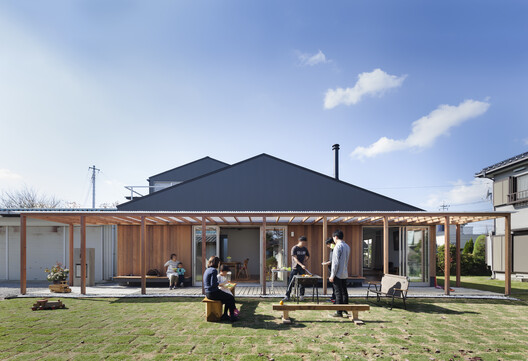 Cultivatable House / IN STUDIO – ArchDaily