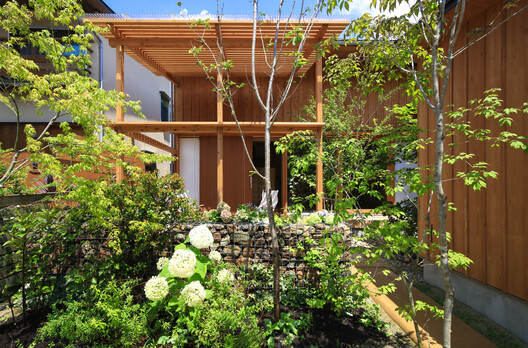 House with a Small Garden / Plan21 – ArchDaily