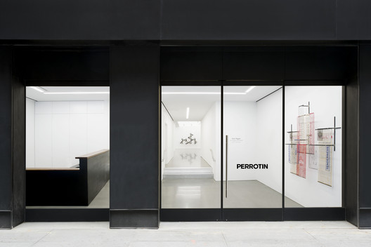 Perrotin Gallery  / PRO-Peterson Rich Office – ArchDaily