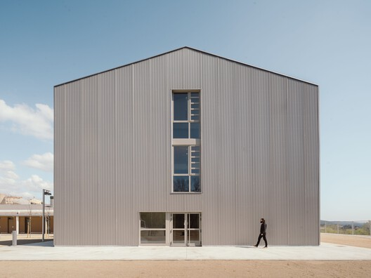 Serra de Noet Secondary School / Fabregat & Fabregat Arquitectes – ArchDaily